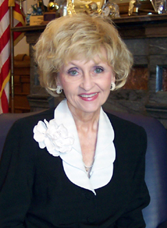 Photo of Dr. Suellen Reed